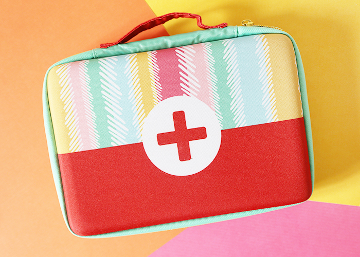 Oh Joy Band-Aid First Aid Kit