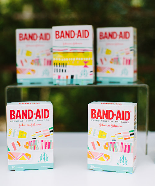 Oh Joy Band-Aid brunch_7