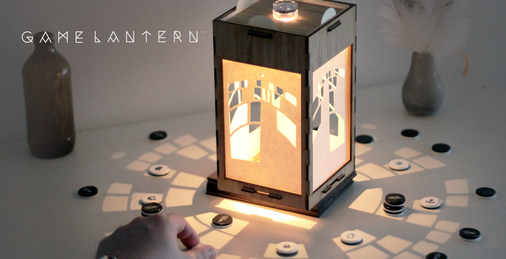 Early Prototype of the Game Lantern
