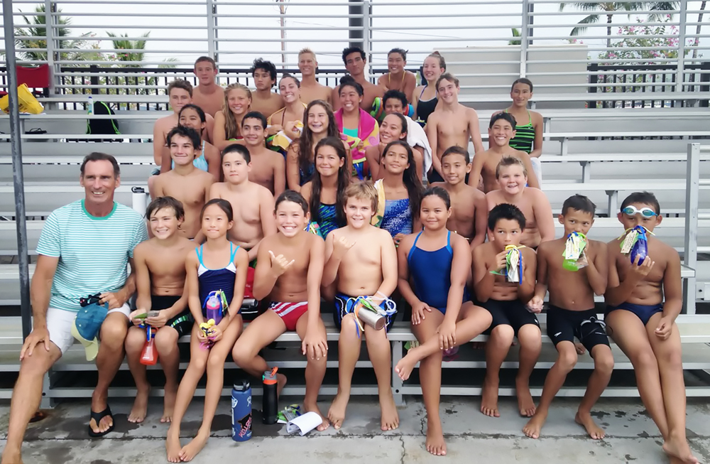 Congratulations to all of our 2015 State Long Course Swimming Championship qualifiers!