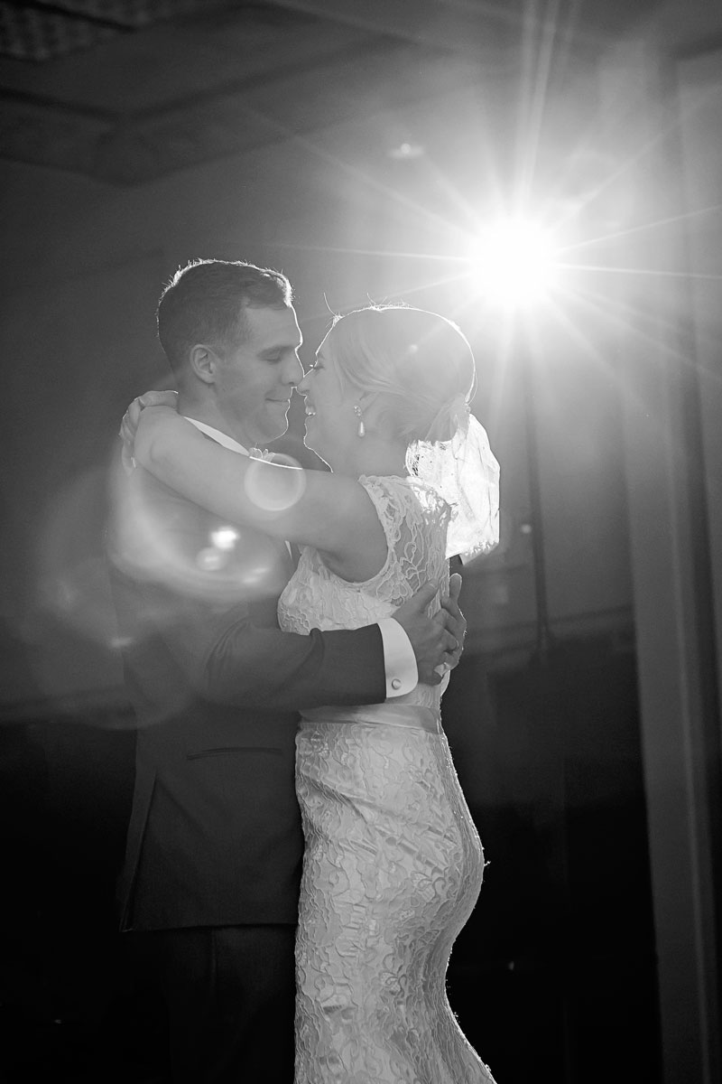 A perfect first dance <3