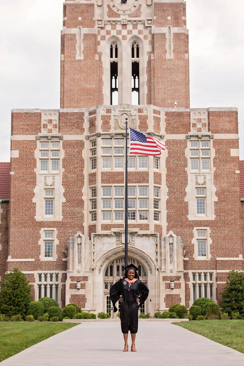 University of Tennessee Senior UTK Graduation Pictures