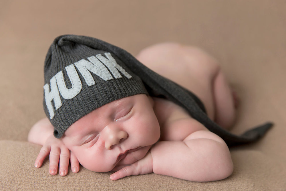 Hunk newborn