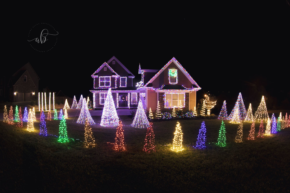 Knoxville Christmas Light Show | Family Fun in Knoxville