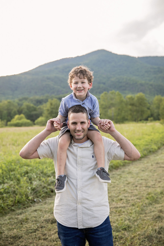 father-son-playing-gatlinburg-photographer.jpg