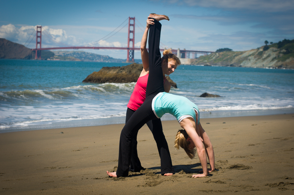 Brenna Geehan and Jean Mazzei, cofounders of Sri Yoga ™, offer 200- and 500-hr teacher trainings in and around the San Francisco Bay Area. (Copyright: Sri Yoga ™)