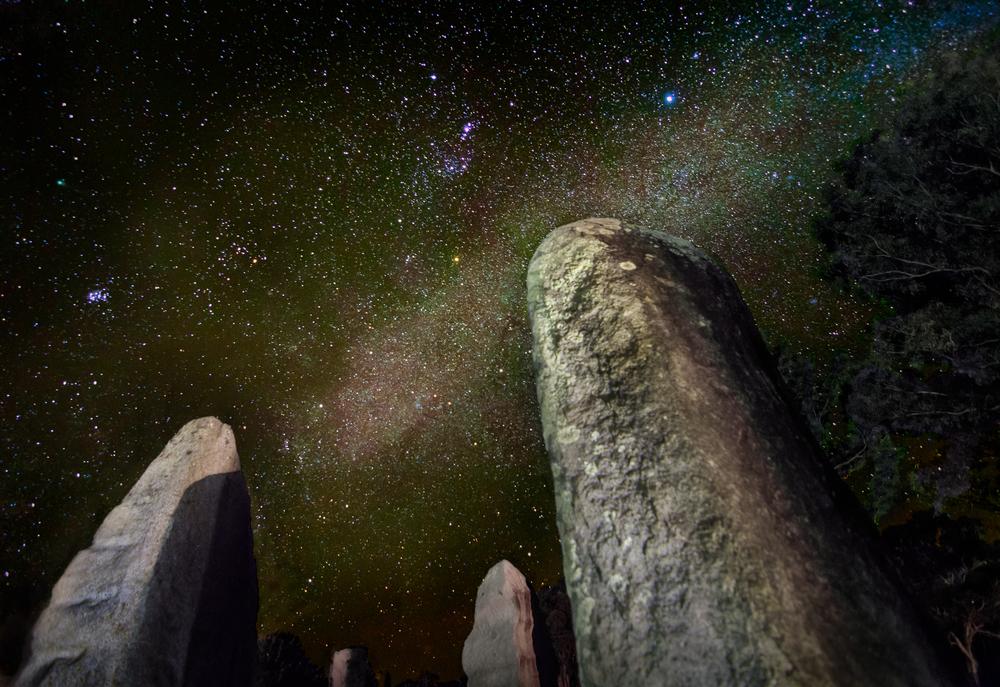 Stones and Stars