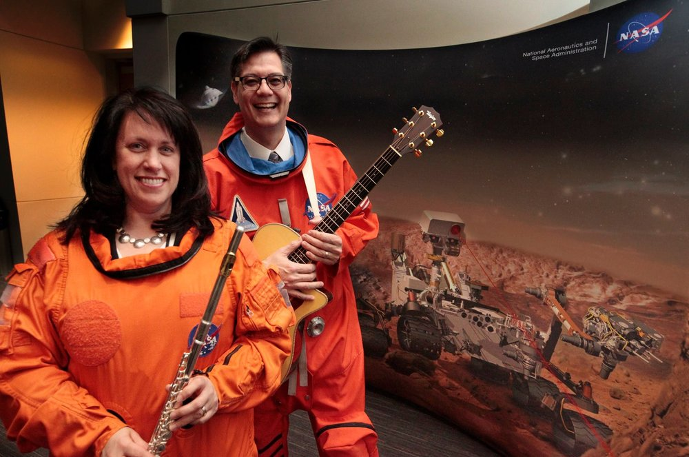 NASA joining the Global Orchestra in 2015