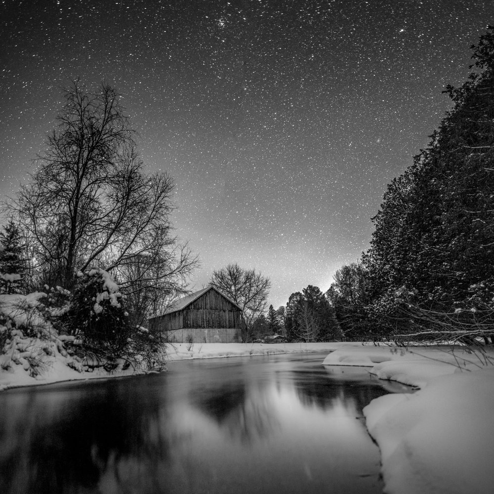 Starscapes of Northern Michigan -