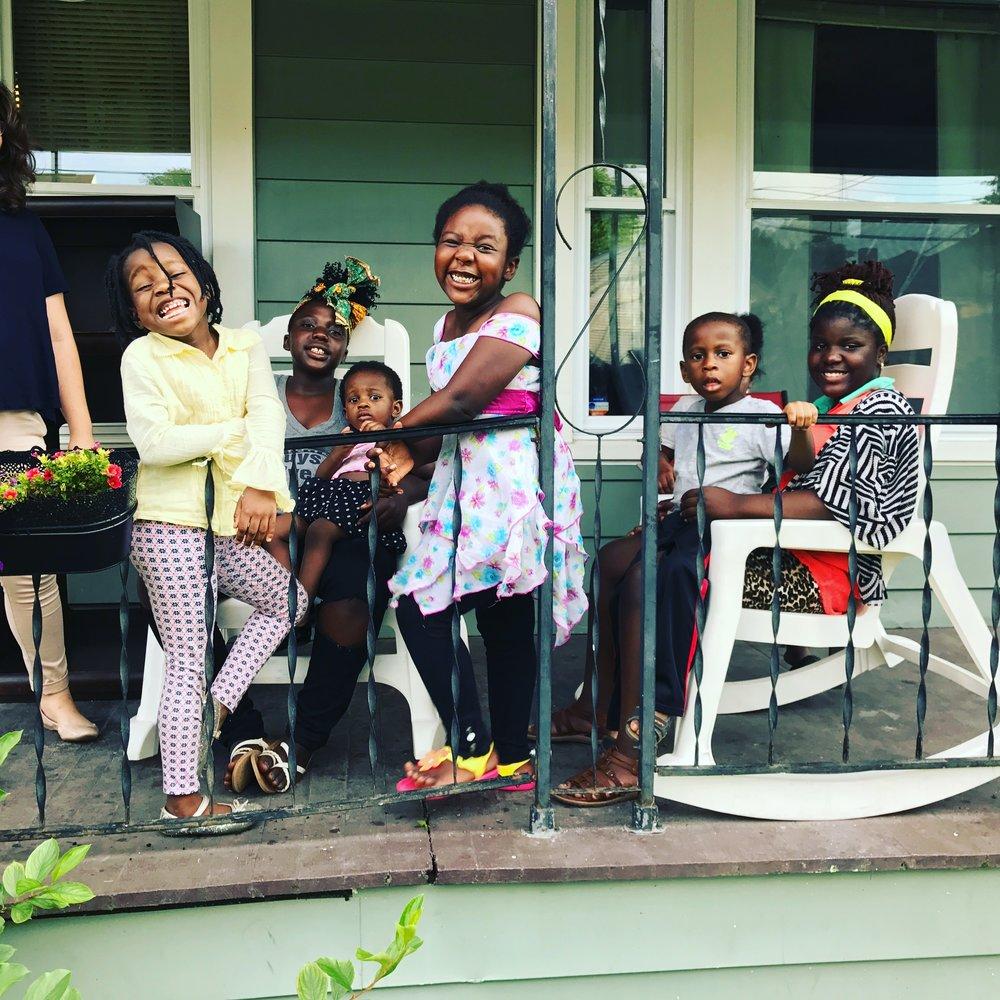 Kids on the Porch.JPG