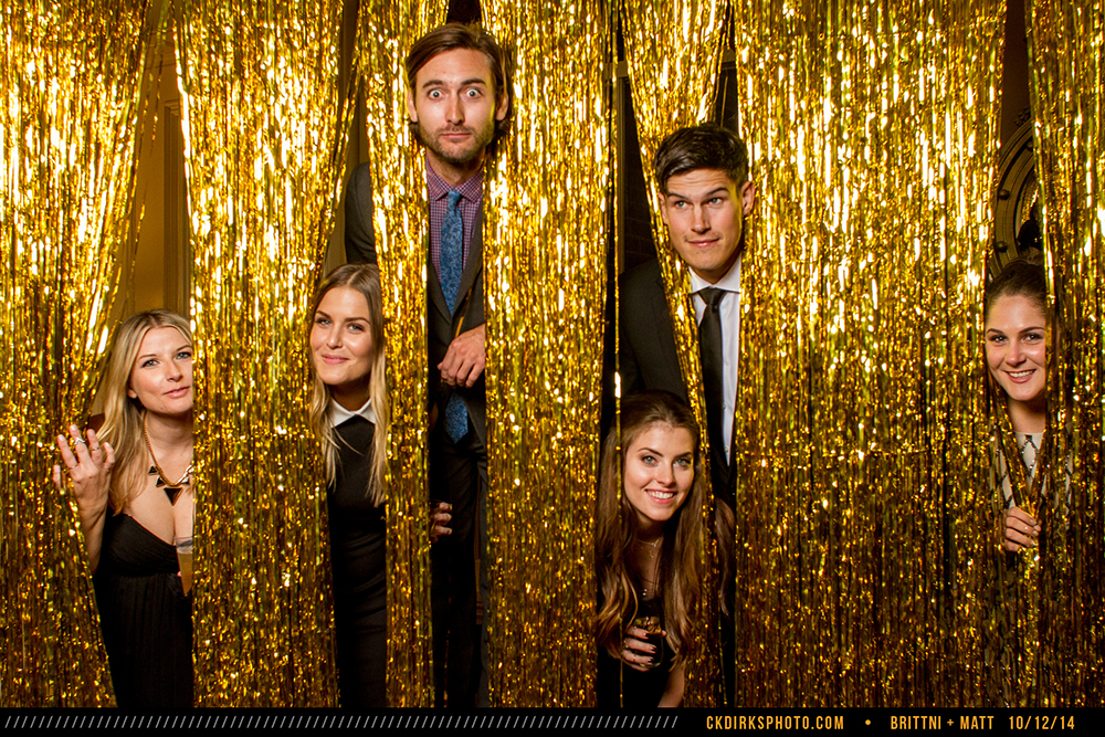 CK Photo Nashville photobooth