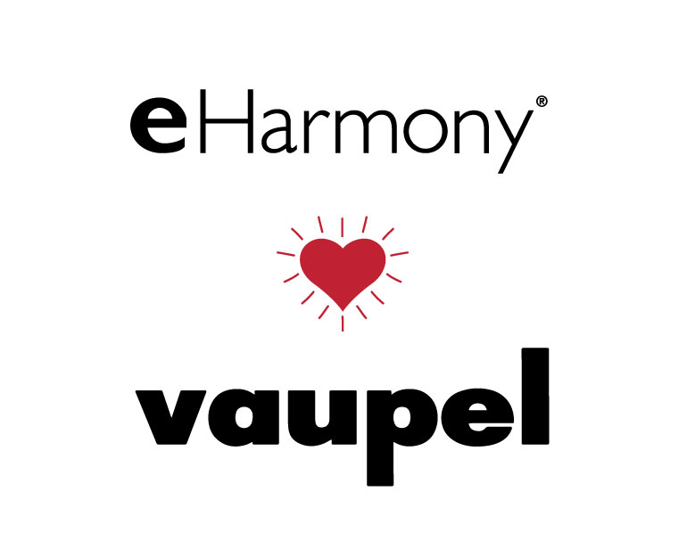 eHarmony - Sponsor logo