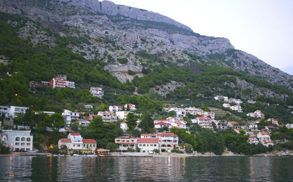 The town of pisak