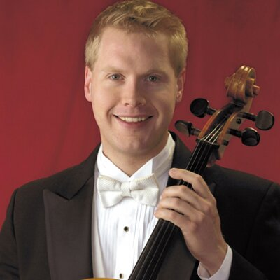Cellist Bjorn Ranheim