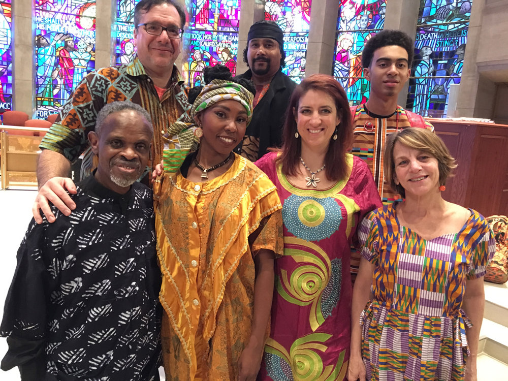 Songs of Africa Ensemble