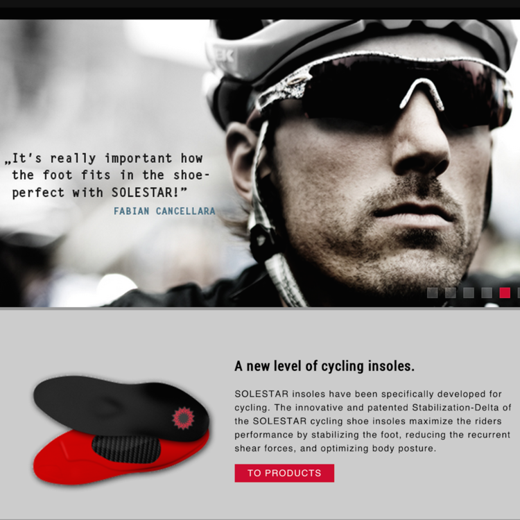Cycling Insoles -