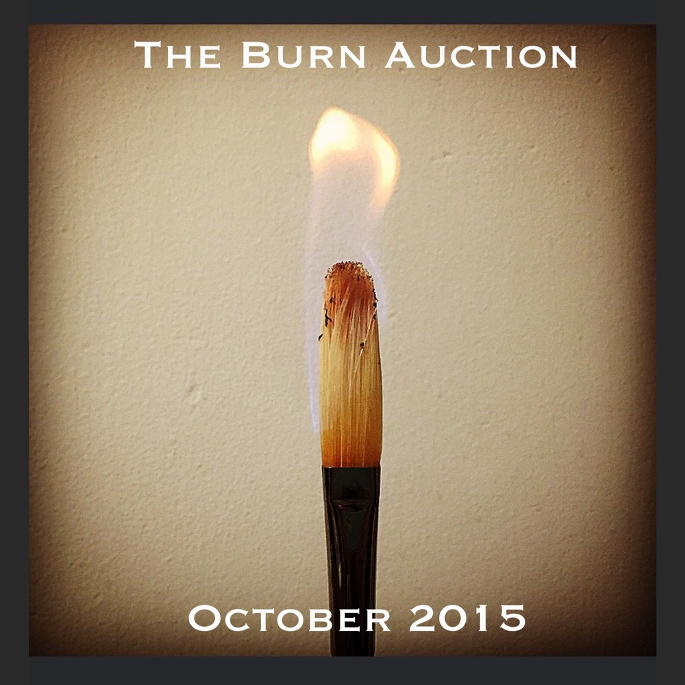 burn auction