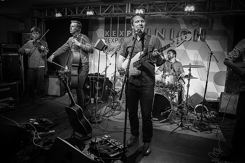 Hey Marseilles at KEXP, 2015