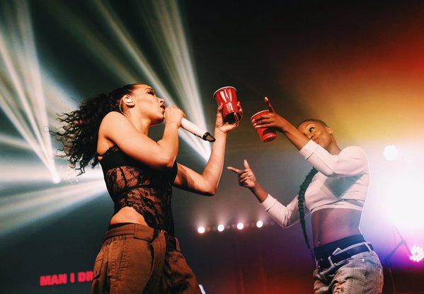 Tinashe, Showbox SoDo