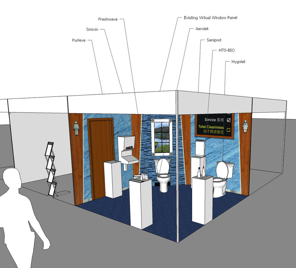 Exhibition Booth Layout : Exhibition booth u depsilon