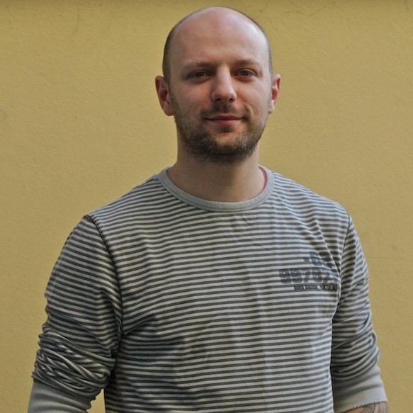 Matija Klakočer - Operations Manager