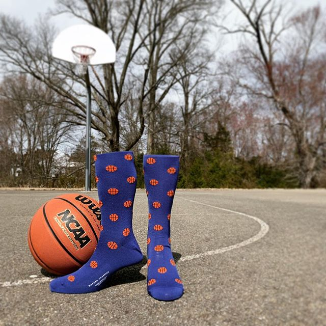 M A D N E S S . . . #sockgame #dapper #madeinusa #marchmadness #ncaa #footwear #gentlemanstyle #basketball #sports #middleburg #virginia