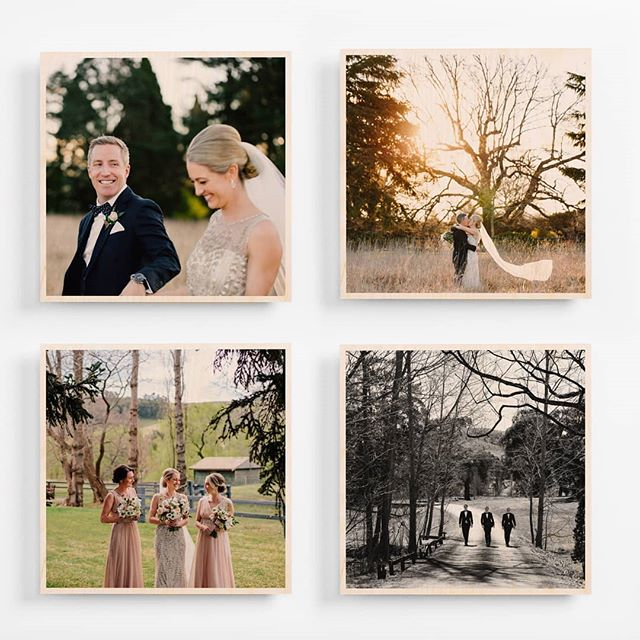 How beautiful was Emily's wedding! We loved printing her stunning images onto plywood, they turned out an absolute treat 🙌 congratulations love birds💍 ✨ @emilym2882 @bendooleyestate 📷 credits: @hilarycamphotography . . . #weddingphotography #weddingphotos #printonwood #woodtowall #customprinting #plywoodprint #photosonwood #woodprint