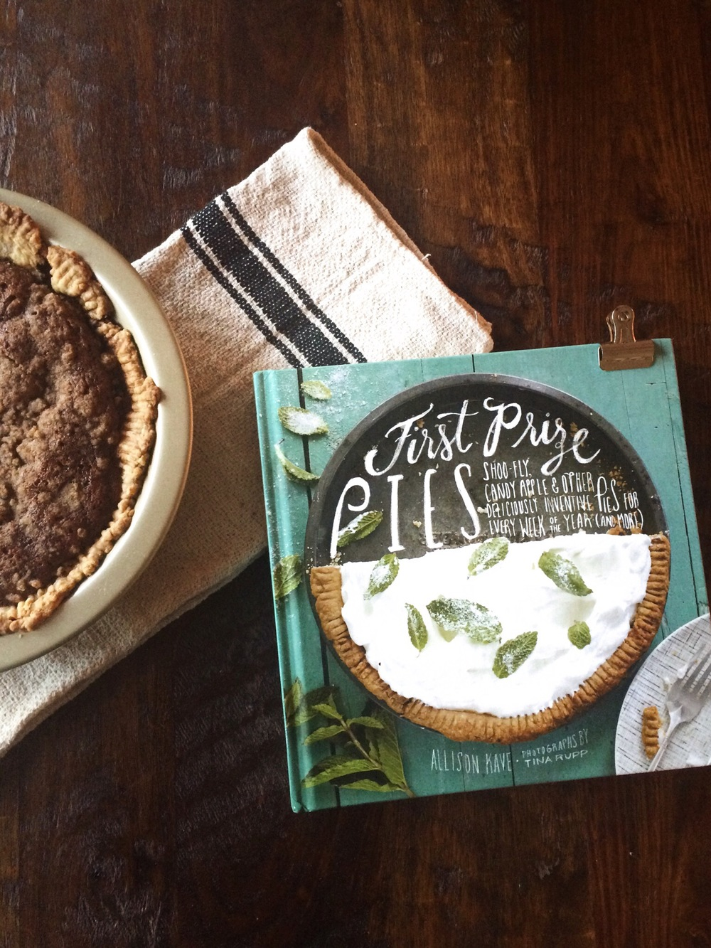 shoo-fly pie first prize pies