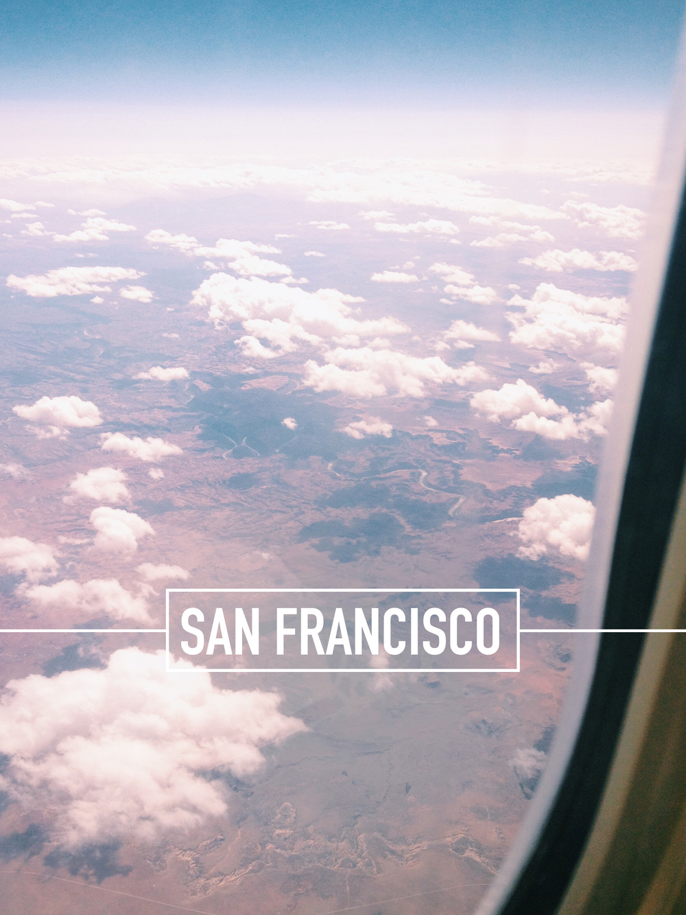 San Francisco flight