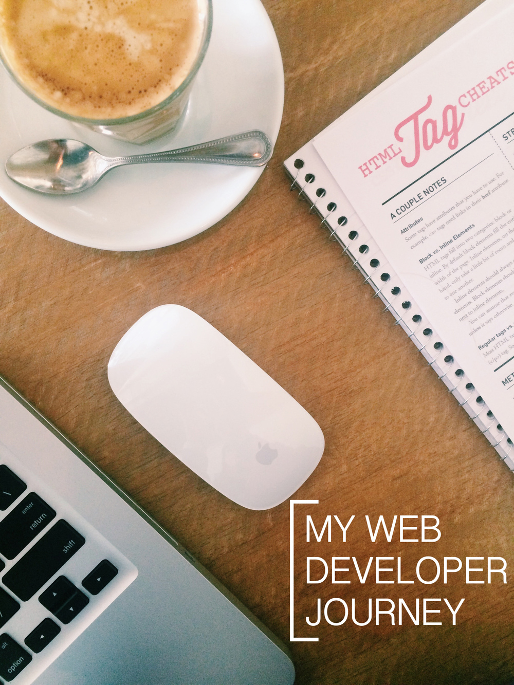 learning to be a web developer