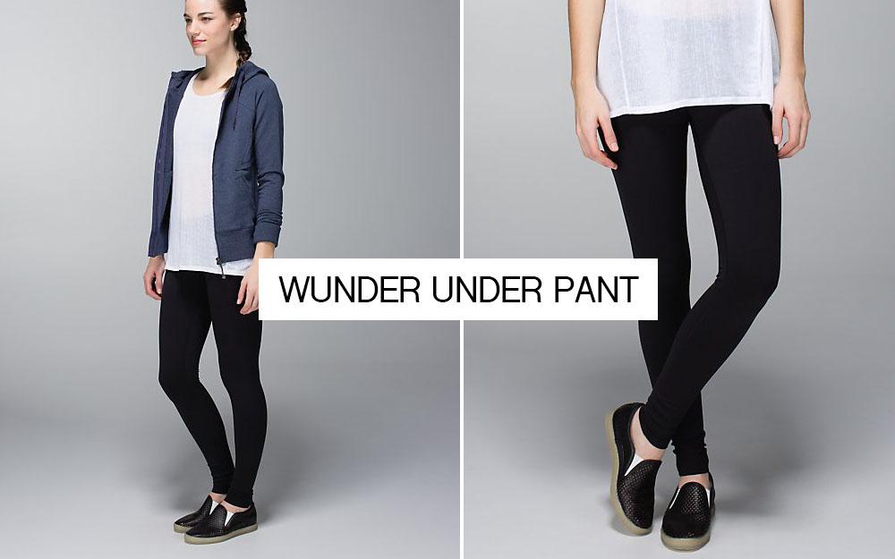 Lululemon Wunder Under Pant | ashleyjoanna.com