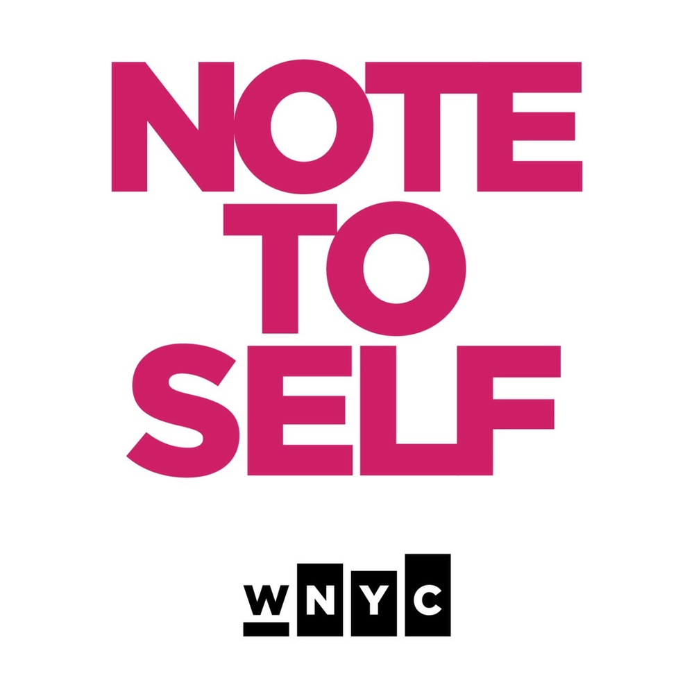 Note To Self Podcast | ashleyjoanna.com