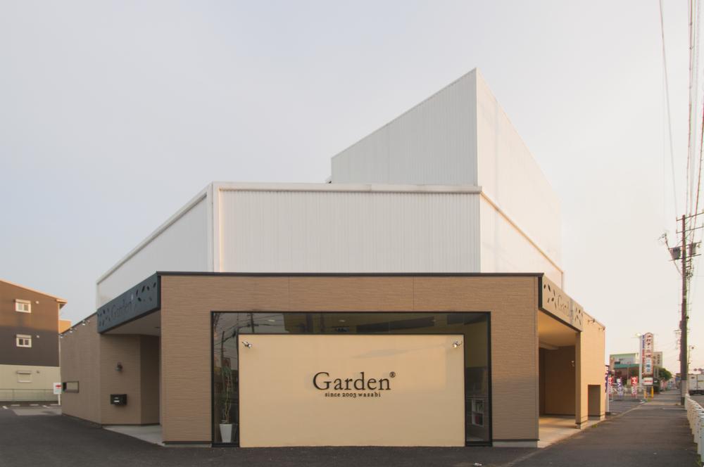 江南市 美容室 Garden ガーデン