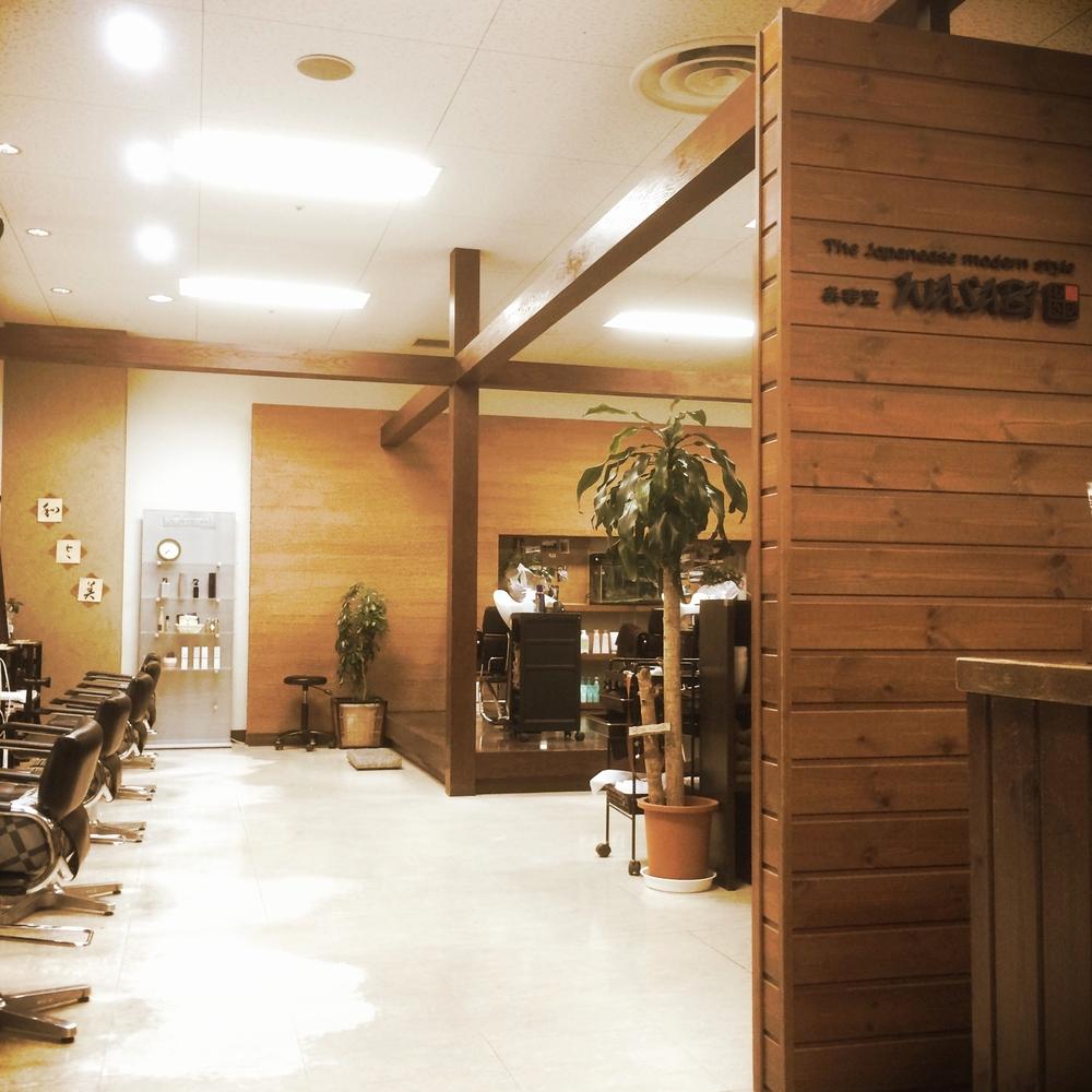 江南市 美容室