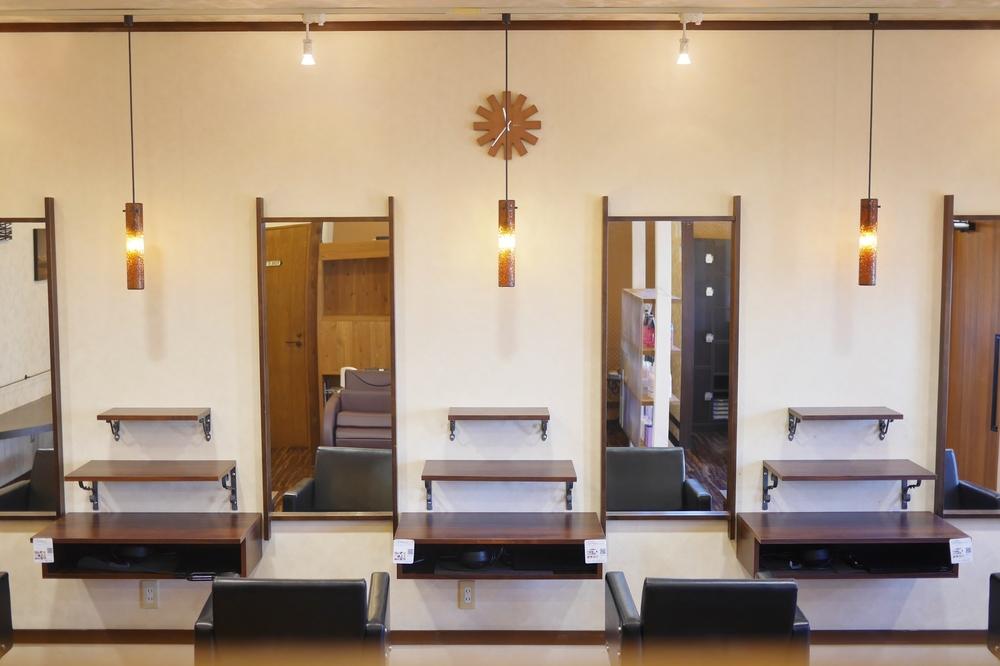 江南 小牧 瀬戸 美容室