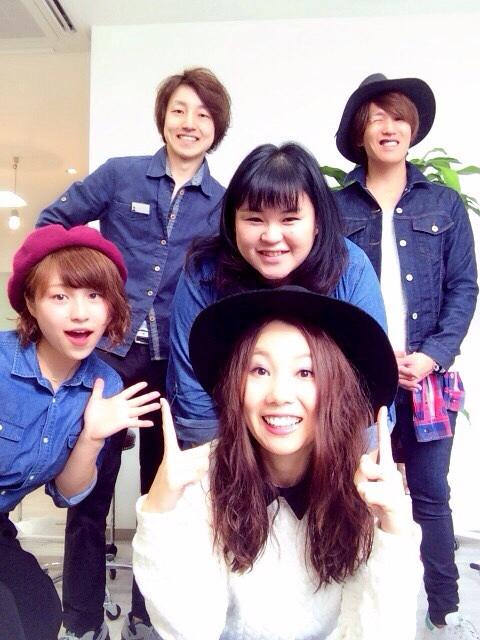 We are here!!!  Calme(カルム)  小牧市中央3丁目255番地  0568-77-5557