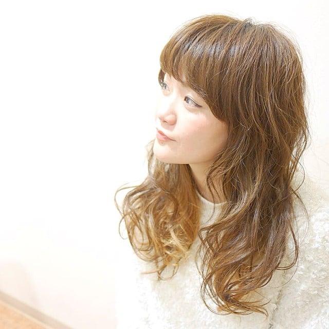 スタリスト Garden 和田 #HairStyle #Hair #Medium #long #美容室 #サロン#撮影 #秋冬 #カラー #サロンスタイル  #ヘアスタイ #アッシュ #ベージュ#WASABI_INC_GALLERY