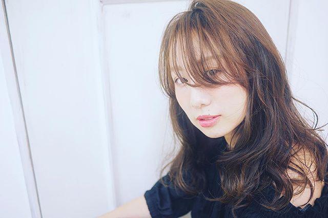 スタリスト 平尾  #HairStyle #Hair #Medium #long #美容室 #サロン#撮影 #ファッション #カラー #サロンスタイル  #ヘアスタイル #髪型 #beauty #ヘアカタ #make #haircolor #外人風 #AW #秋 #秋カラー #セミウエット #wasabi_inc #愛知県 #江南市 #美容院 #WASABI_INC_GALLERY
