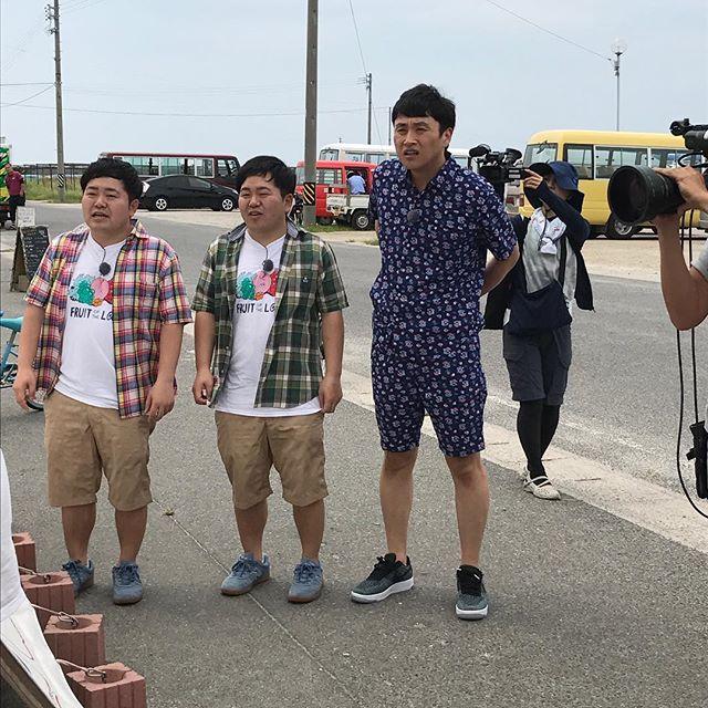 #児島だよ #ザタッチ#日間賀島におった!笑