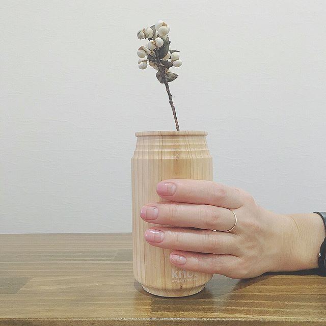 #simple #ナチュラル #wood  頂いた #knot 花瓶  ハイセンス雑貨 ありがとう☺︎♡ @__xxlittlexx__  #バラバラネイル #ピンクネイル  #nails #nailsalon #nailart #ナチュラル #naildesing #花瓶 #ドライフラワー #flower #flowerstagram #ネイルサロン #ネイルデザイン #instagood #fashion #シンプル #dryflower
