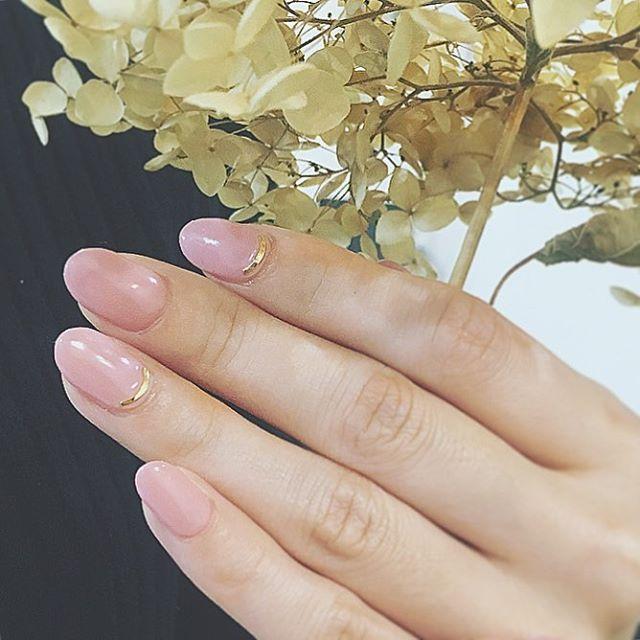 #simple #ナチュラル #ピンクネイル  #あじさい  #シンプルネイル  @aya___1221  thankyou♡ おしゃれ姉妹 来てくれてありがとう♪  #nails #nailsalon #nailart #ナチュラル #naildesing #ドライあじさい #ドライフラワー #flower #flowerstagram #ネイルサロン #ネイルデザイン #instagood #fashion #シンプル #dryflower