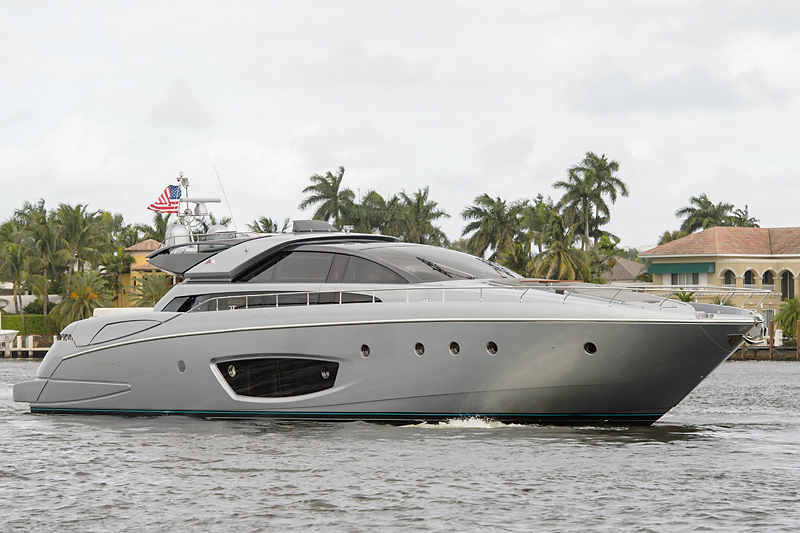 riva yacht 86 domino - for sale