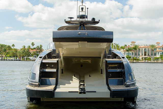 riva yacht 63 virtus - for sale