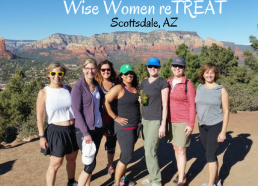 Click on picture for more information on Wise Women reTREAT!