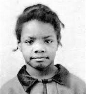 Maya angelou as a child