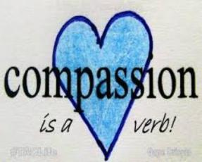 compassion is a verbsmall