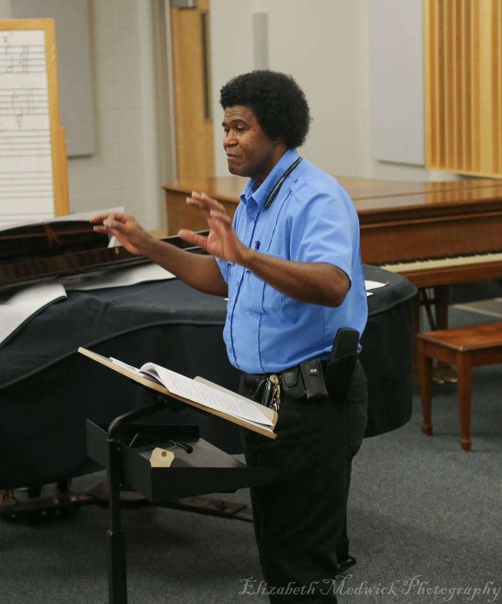 Mr. Pat Lavergne Jazz Class