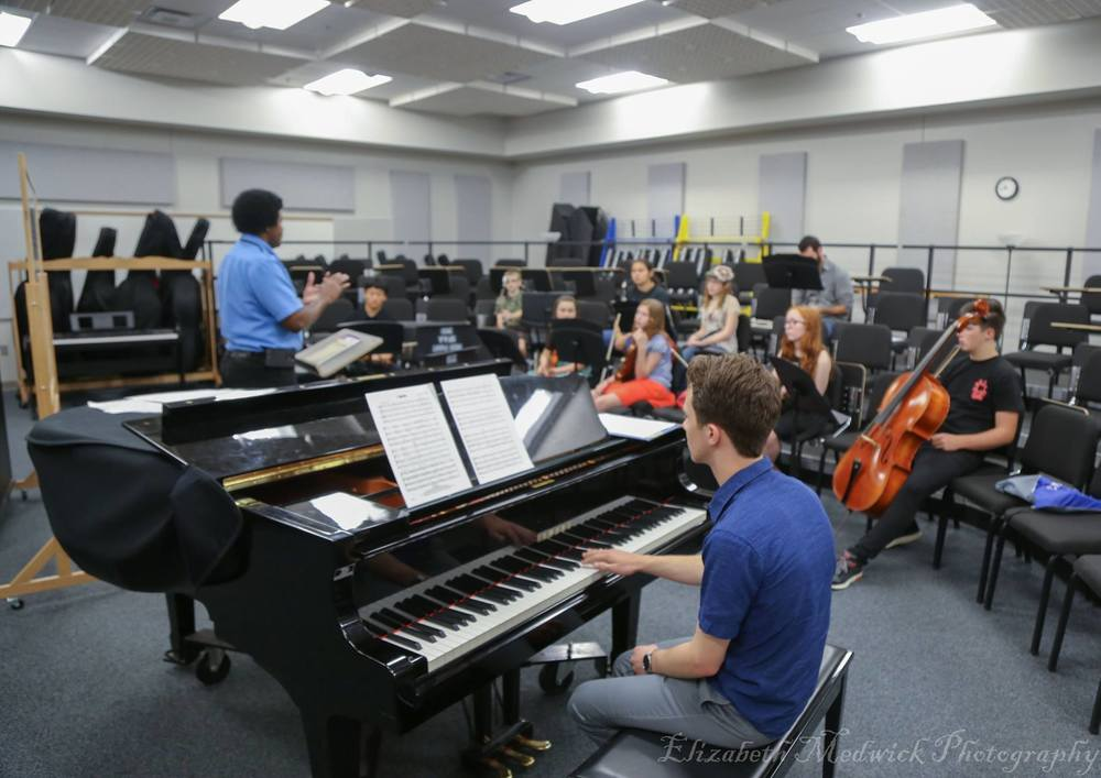 Mr. Pat Lavergne's Jazz Class