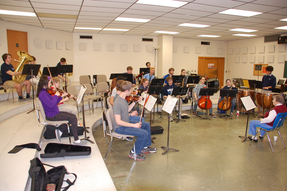 Ms. Patricia Bulber's Symphonic Youth Orchestra