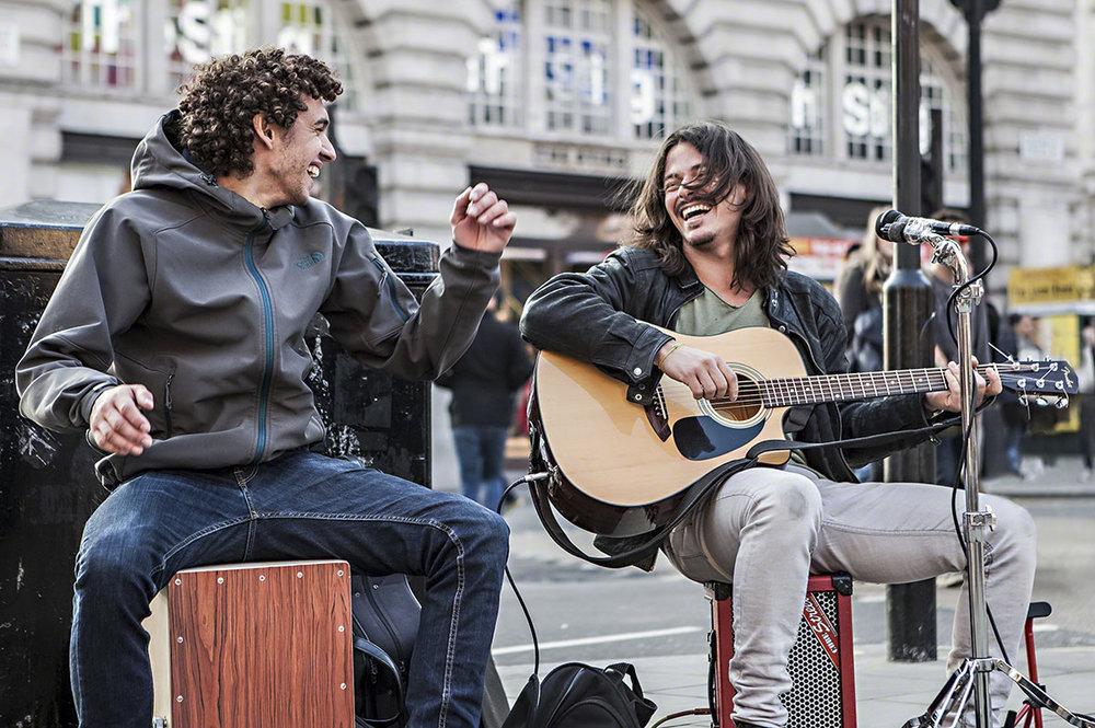 'Love' 11/52 - (L-R) Miguel Oliveira & Marcelo Cervone